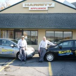 Harrity Appliance Service Amp Parts Co Inc Appliances