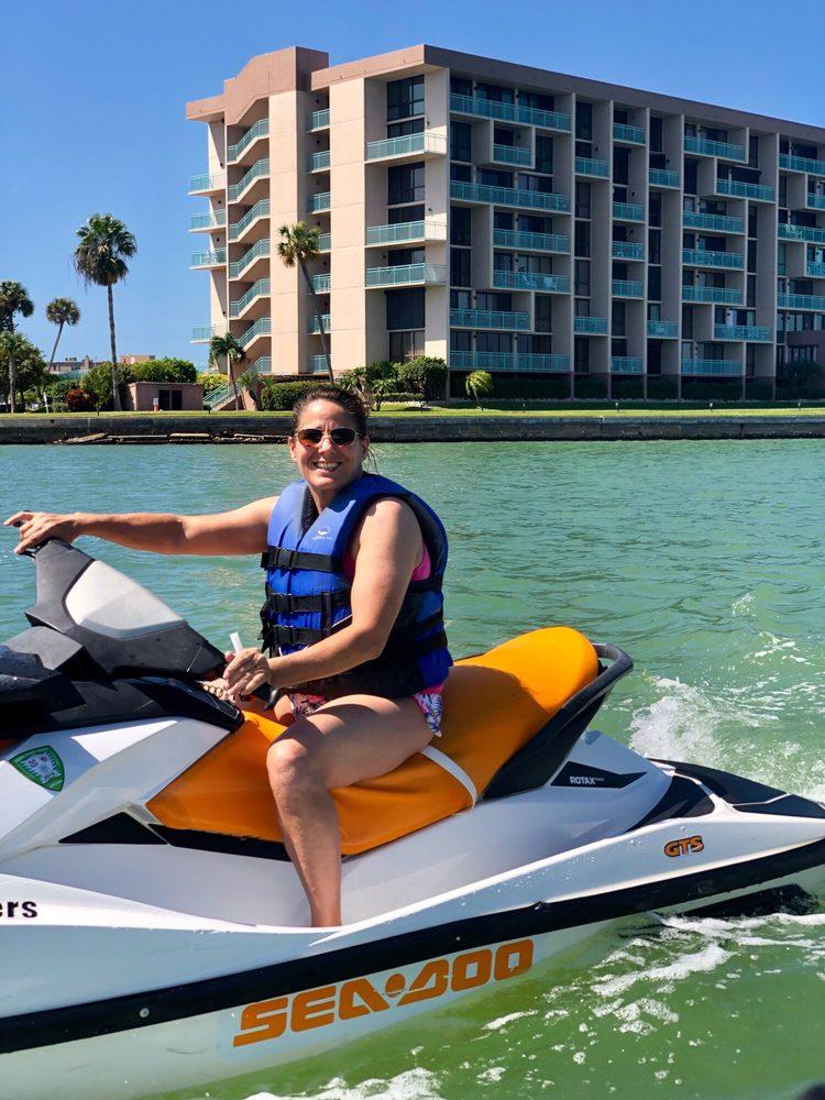 Fly-N-High Waverunners & Parasailing: 207 Boardwalk Pl E, Madeira Beach, FL
