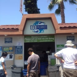 photo of replanet recycling lakewood ca united states recycling station at the
