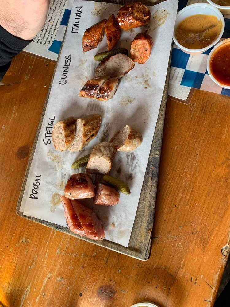 Prosit - Fine Beers and Sausages: 313 Main St, Frisco, CO