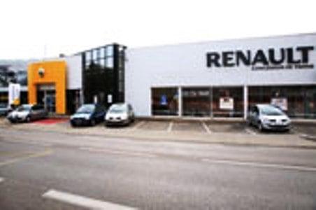 Renault vienne autoersatzteile 151 avenue du g n ral for Garage renault creteil avenue general leclerc