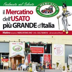 Mercatino usato matino centri commerciali zona pip - Mercatino dell usato lecce ...