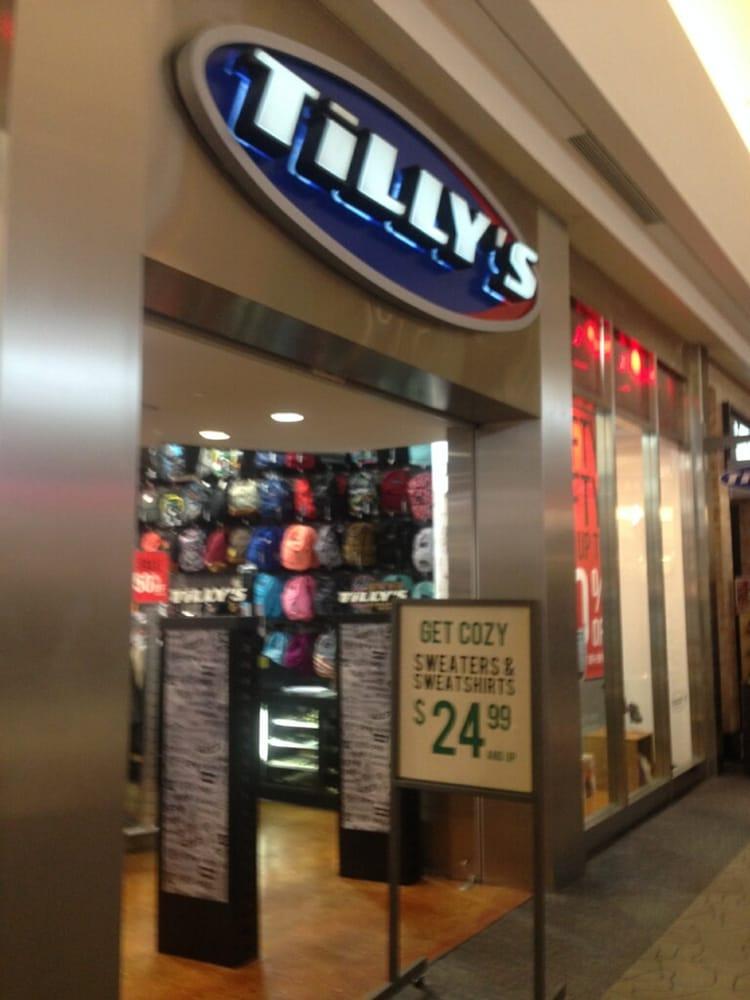 California girls clothing store