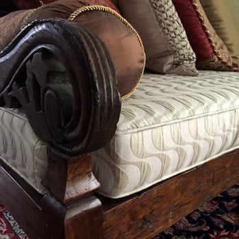 Exceptionnel Photo Of Metro Upholstery   Atlanta, GA, United States. The New Bench Cover
