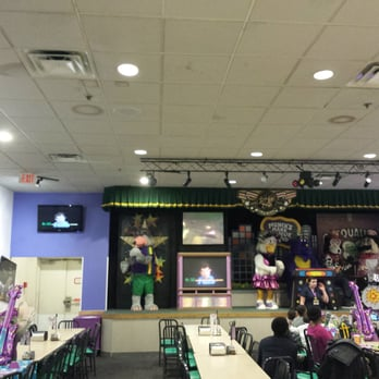 Chuck E Cheeses CLOSED Pizza 8354 Eastern Ave