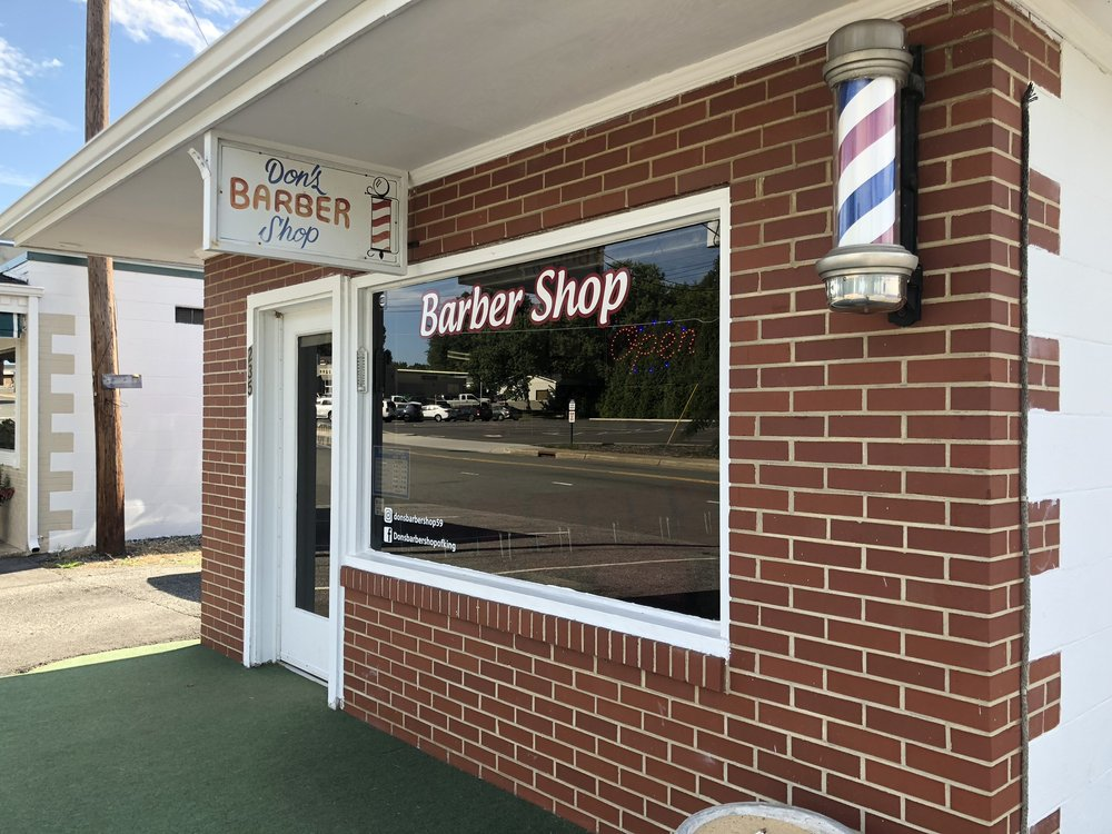 Don's Barber Shop: 235 S Main St, King, NC