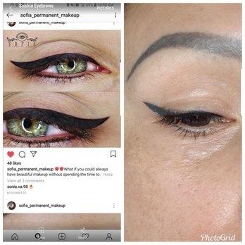 Eyebrow Tattoo by Sofia - 50 Photos & 25 Reviews - Permanent Makeup ...