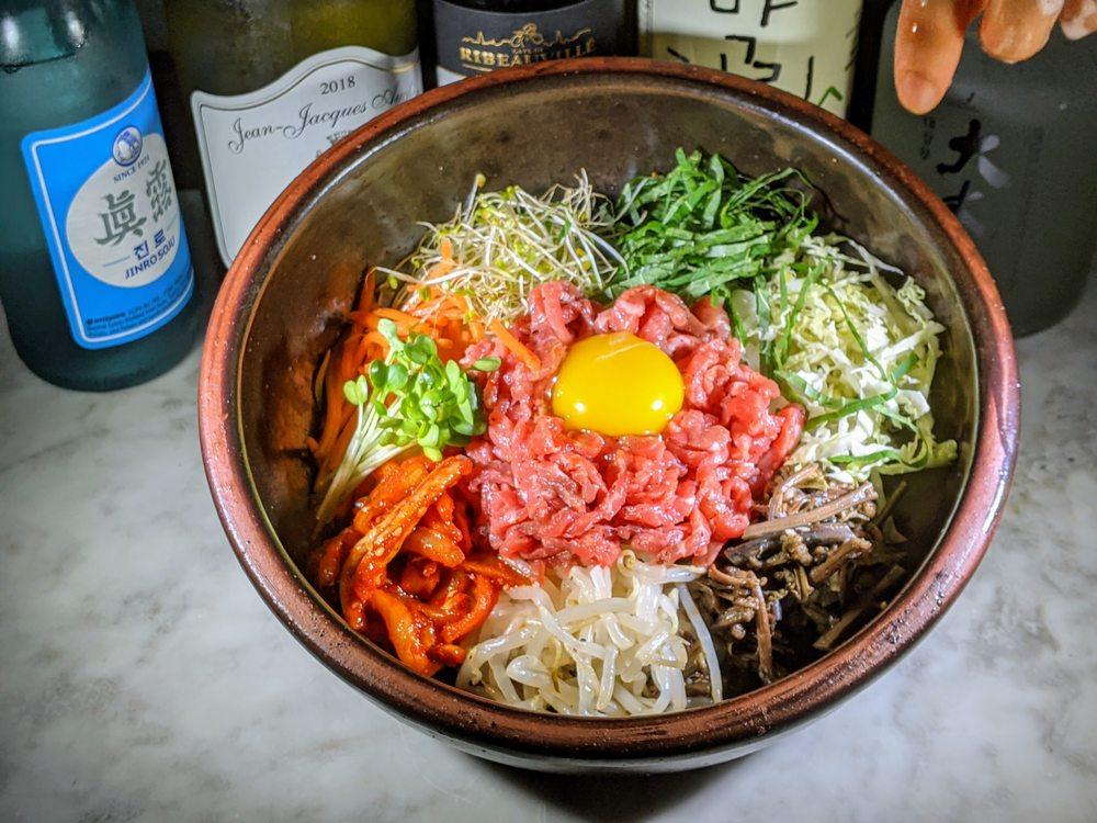Barnzu Korean Restaurant: 711 Geary St, San Francisco, CA