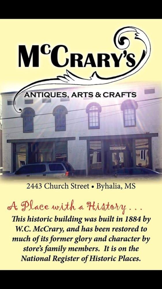 McCrary's: 2443 Church St, Byhalia, MS