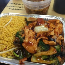 Photo Of China King New Haven Ct United States En With Vegetables