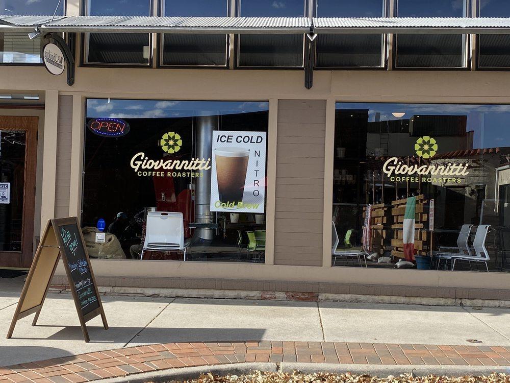 Giovannitti Coffee Roasters: 801 Main St, Louisville, CO