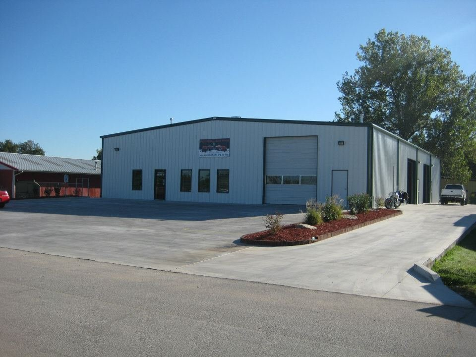 Professional Body Works: 15121 S 76th E Ave, Bixby, OK