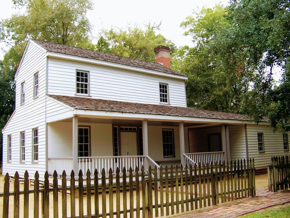 John Jay French House: 3025 French Rd, Beaumont, TX