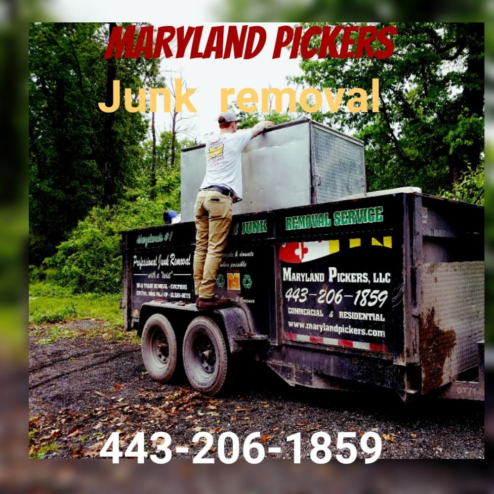 Maryland Pickers: 1006 Calvary Rd, Churchville, MD