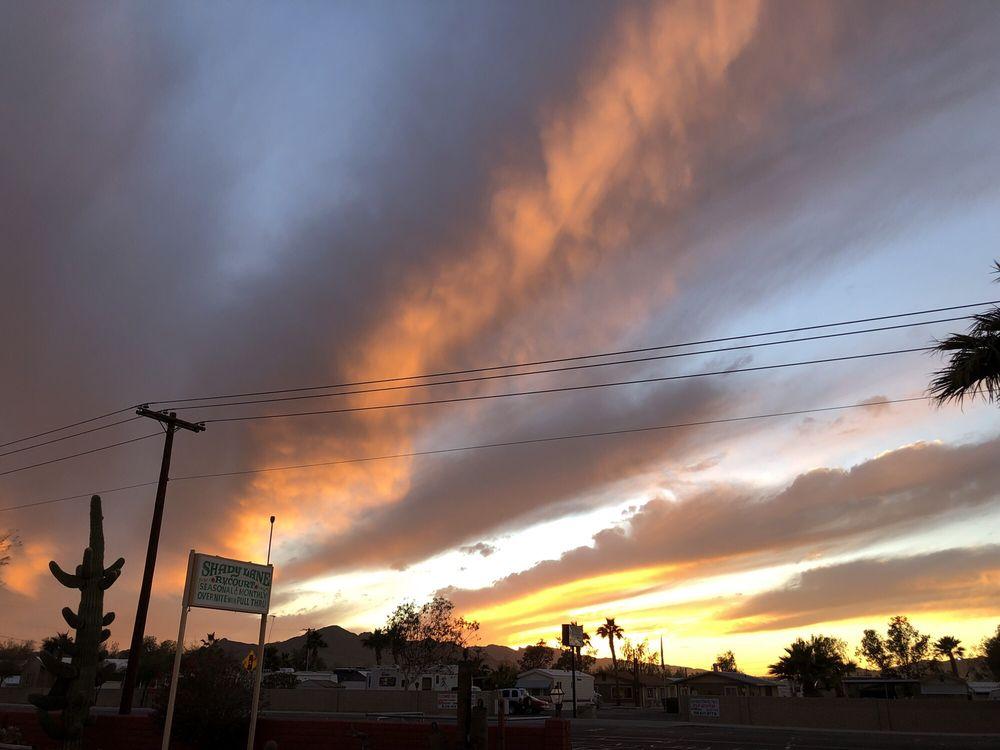 Shady Lane Rv: 185 N Central Blvd, Quartzsite, AZ