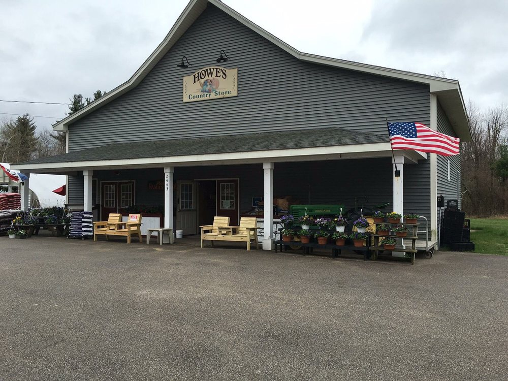 Howe's Country Store: 2443 Main St, Holden, MA