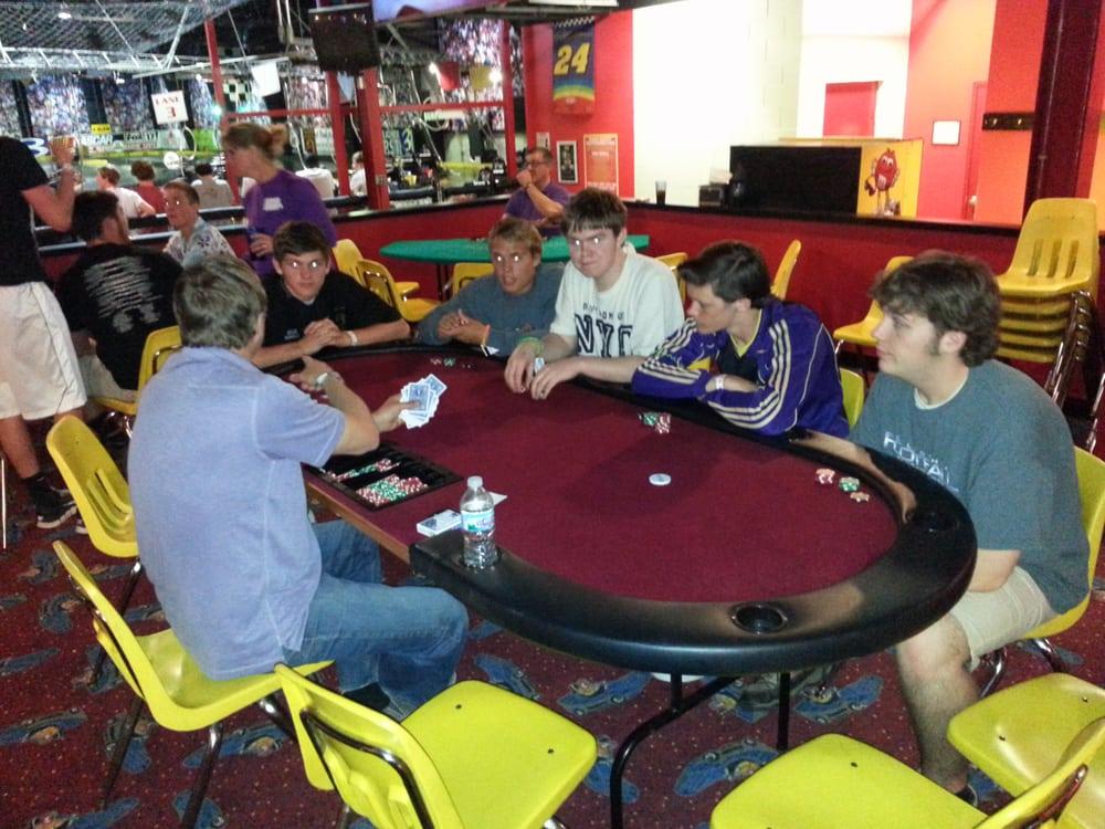 Grand Rapids Casino Parties: Grand Rapids, MI