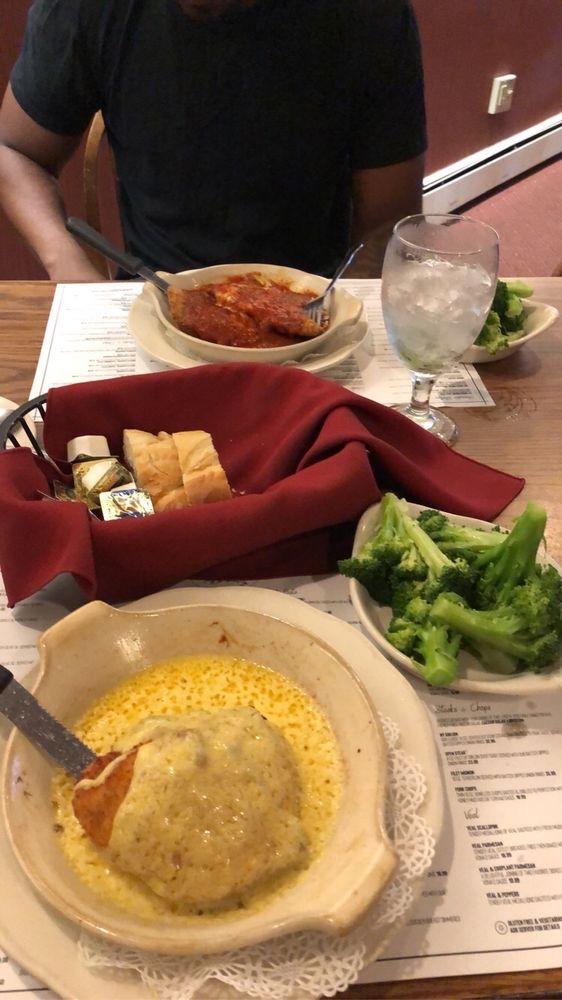 Vona's Restaurant: 9 Willow St, Oswego, NY