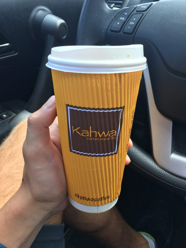 Kahwa Coffee: 2919 W Bay Dr, Belleair Bluffs, FL