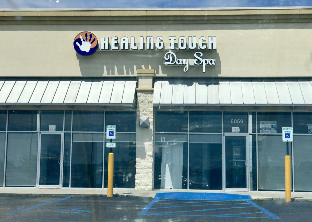 Healing Touch Day Spa: 6059 US-98, Hattiesburg, MS