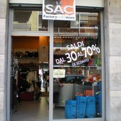 Le Sac Outlet - Taschen & Koffer - Via Carnevali 13, Bovisa ...