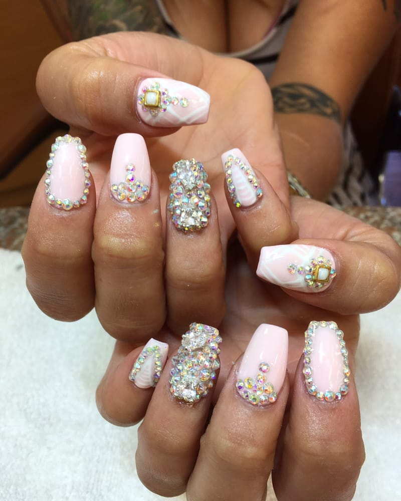 Nails by Judy!! color 431 - Yelp