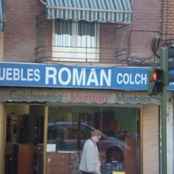 Rom n tienda de muebles avenida de rafaela ybarra 8 for Telefono registro bienes muebles madrid
