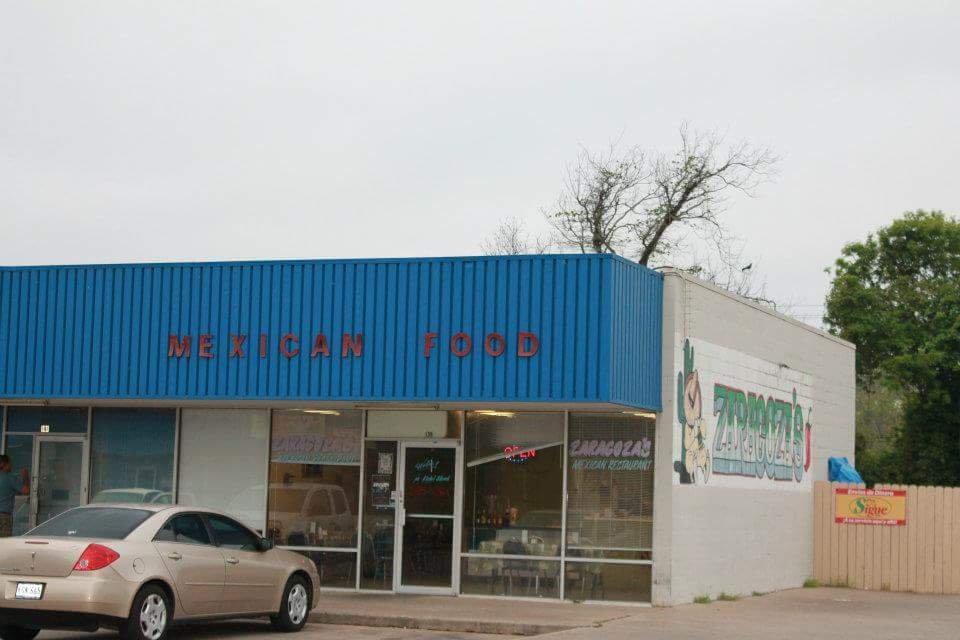 Zaragoza's Mexican Restaurant: 139 Brazosport Blvd N, Clute, TX