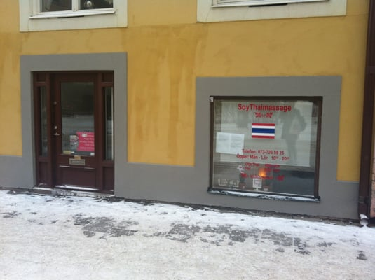 thaimassage recension oljemassage stockholm