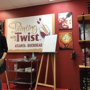 Painting with a Twist 64 s & 32 Reviews Paint & Sip