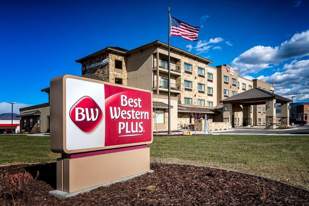 Best Western Plus Heber Valley Hotel: 1227 S US Highway 40, Heber City, UT