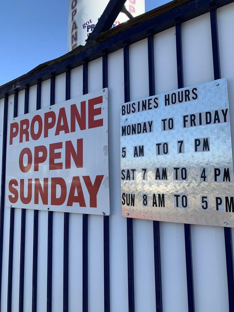 Sal's Propane: 2745 Rosemead Blvd, South El Monte, CA