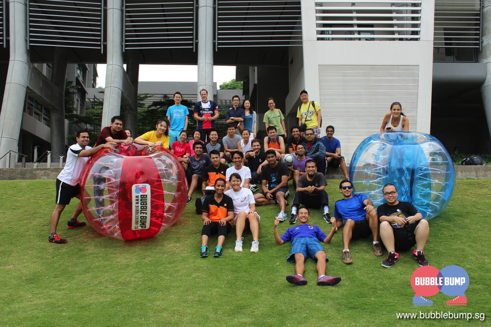 Bubble Bump Singapore