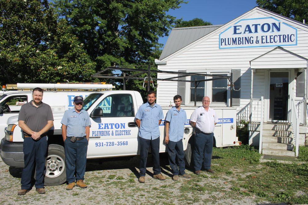 Eaton Plumbing and Electric: 1108 Murfreesboro Hwy, Manchester, TN