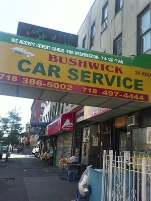 Bushwick Car Service >> Bushwick Car Service 184 Knickerbocker Ave Brooklyn Ny