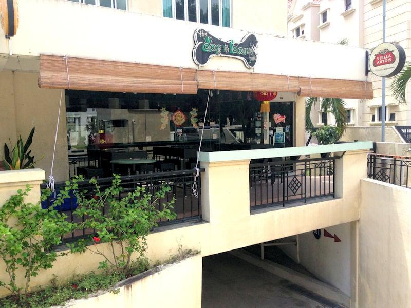 The Dog and Bone Cafe Singapore