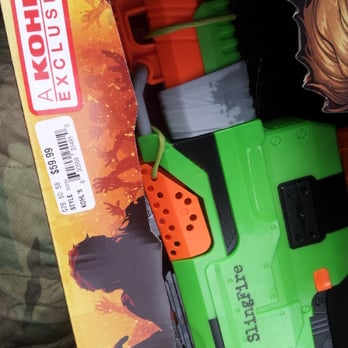 If you are looking for Nerf Guns then Kohl's is the place to grab them  today! You can grab them at STEALS! Check out a few of the deals you can  grab!