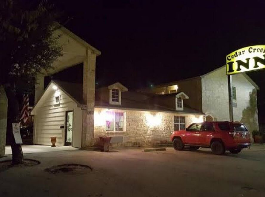 Cedar Creek Inn: 352 E Vaughan St, Bertram, TX