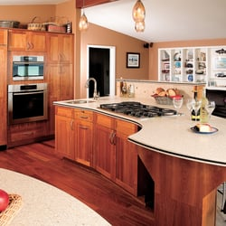 Photo of Creative Countertops - Poulsbo, WA, United States. Solid Surface  Countertops