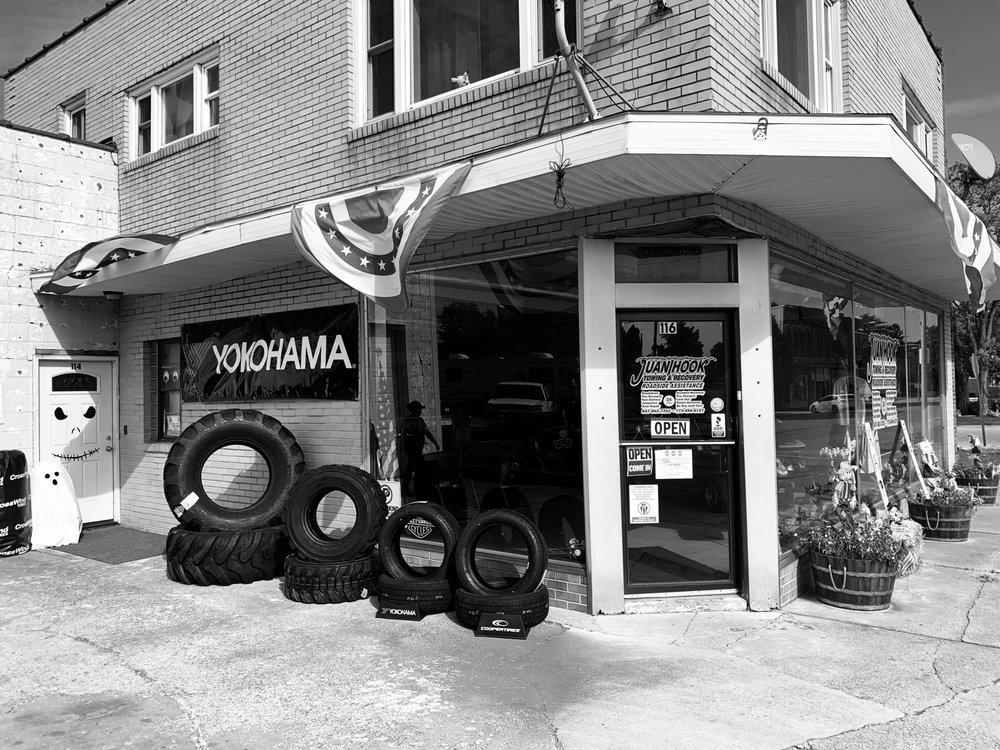 Juan Hook Towing & Recovery: 116 E Main st, Kewanna, IN