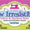Sew Irresistible: 212B N Broad St, Albertville, AL