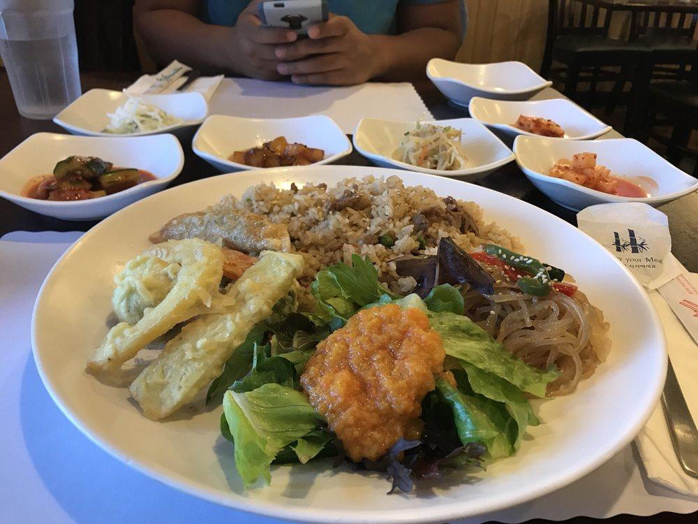 Korea Restaurant Bakersfield Ca