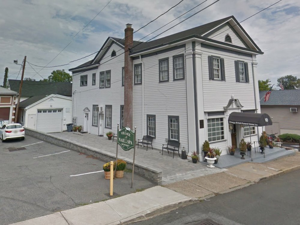 Holt George M Funeral Home: 50 New Main St, Haverstraw, NY