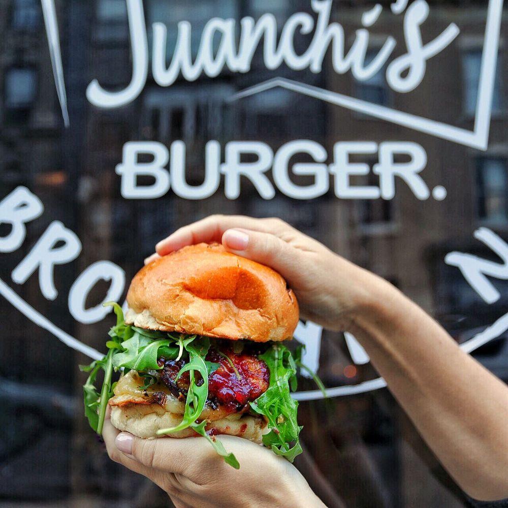 Photos for Juanchi's Burger - Yelp