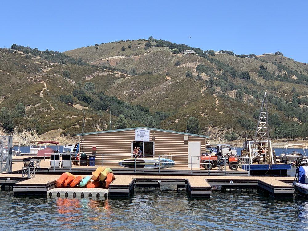 Lake Nacimiento Resort: 10625 Lake Nacimiento Dr, Bradley, CA
