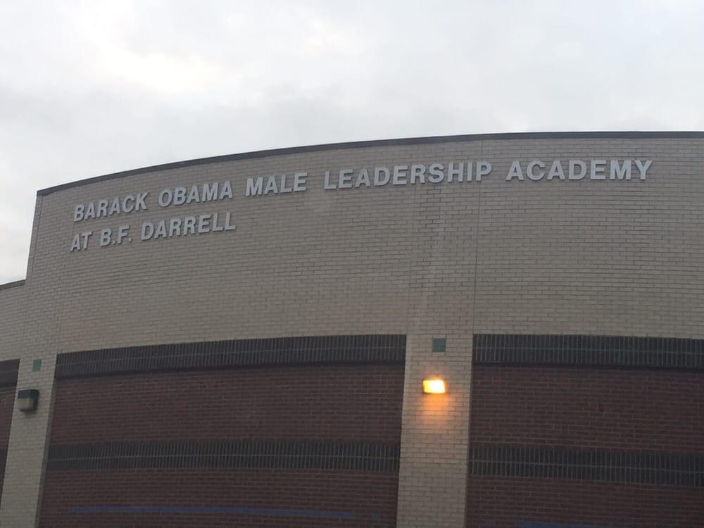 Barack Obama Male Leadership Academy