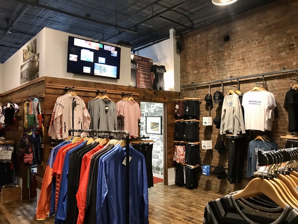 Brooklyn Running Company: 222 Grand St, Brooklyn, NY