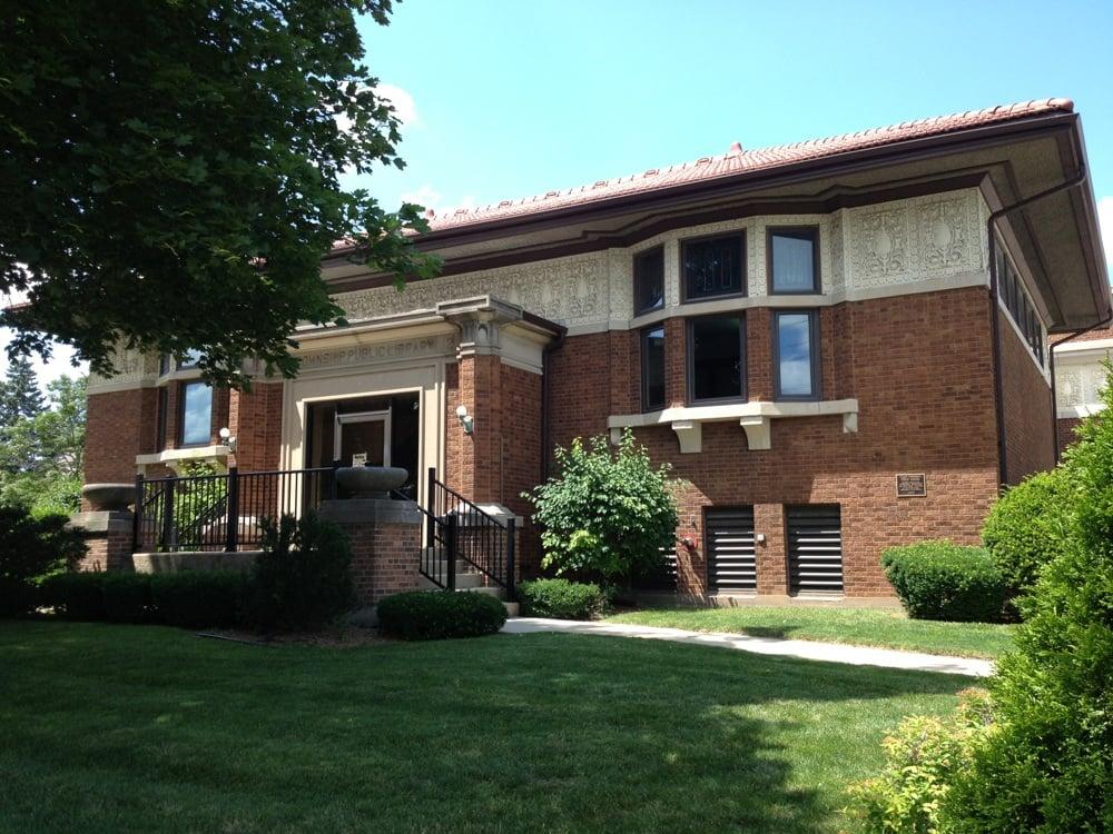 Flagg-Rochelle Public Library District: 619 4th Ave, Rochelle, IL