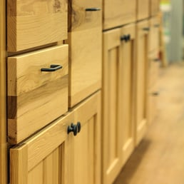 Photo Of Morrisville Lumber   Morrisville, VT, United States. Featuring Candlelight  Cabinetry,