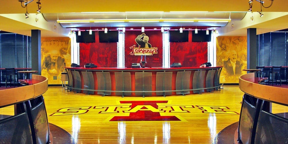 Johnny's At Hilton Coliseum: 1700 Ctr Drive Ames, Ames, IA